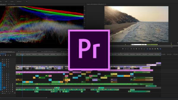Adobe Premiere Pro. Videographie Schnitt und Produktion